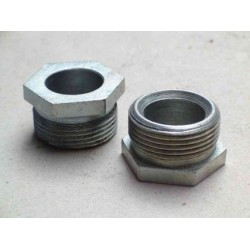 carb heat pipe nut, R12