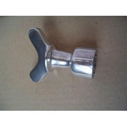 Steering damper wing nut, R12