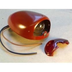 rear lamp BOSCH prime paint...
