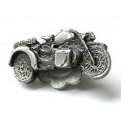 Sidecar pin badge