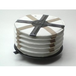 air cleaner, R75, polyester