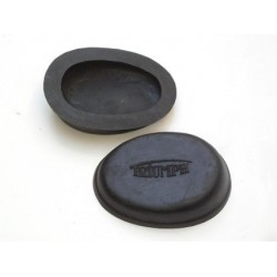 Knee rubber pads, Triumph