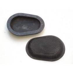 Knee rubber pad, D-RAD 10