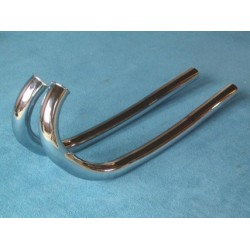 Exhaust pipes set, Cr, IZH 49