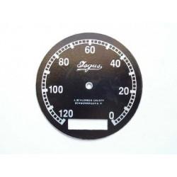 Speedo plate, JSGUS, D 75 mm