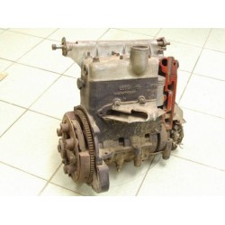 Engine, cross-section, DKW