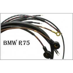 wiring, BMW R75