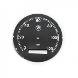 Speedo plate BMW Veigel 120...