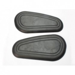 knee rubber pads, BMW R26, R27