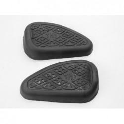 knee rubber pads, TIZ AM600