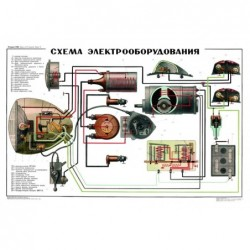 poster, wiring diagram