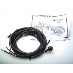 wiring, NSU 601OSL