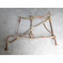 TIZ AM600 sidecar frame