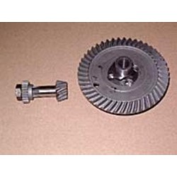 Ring and pinion BMW R 4, 9:46
