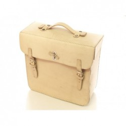 WH style natural leather bag