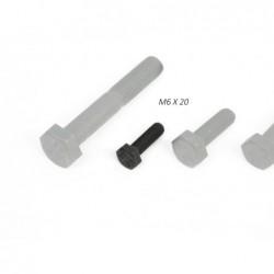 front mudguard bolt, screw...