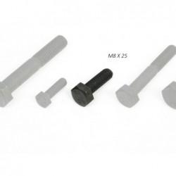 mudguards bolt, screw KZ M8...