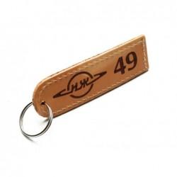 Leather Key Fob / Keychain...